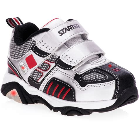 light up shoes for walmart starter toddler boys beam light up sneakers shoes