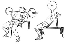 incline bench press without bench danny postawa the split requested