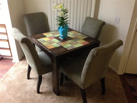 ana white modern farm table square diy projects