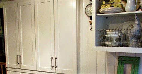 Diy Pantry Cabinet by Blue Roof Cabin Diy Pantry Cabinet Using Custom Cabinet Doors