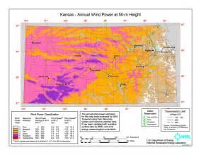 wind farms map file kansas wind resource map 50m 800 jpg