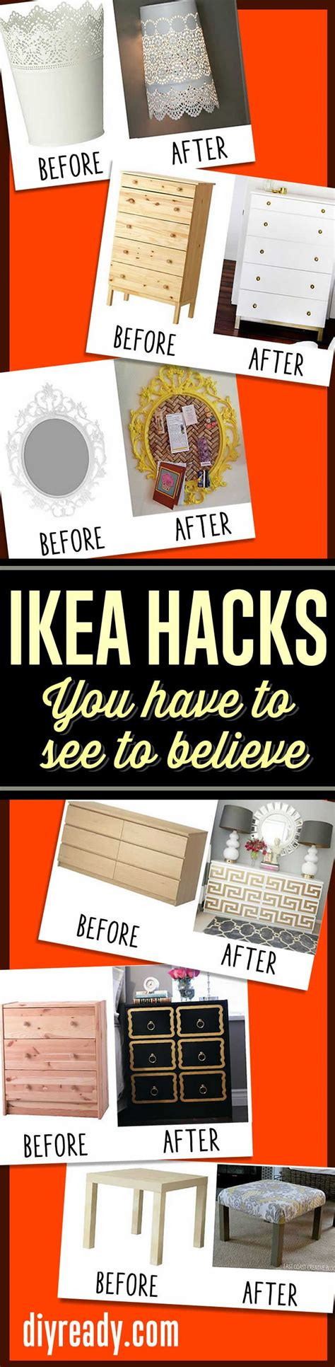 best ikea hacks 18 amazing ikea hacks for chic and functional pieces