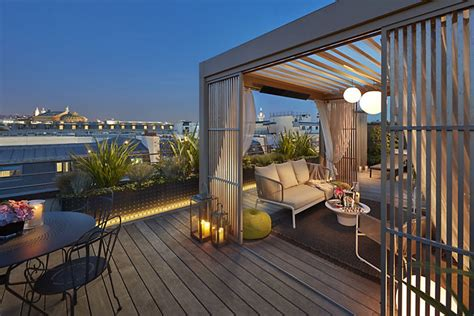 pen house h 233 bergement de luxe 224 paris penthouse mandarin oriental paris