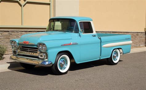 chevrolet apache 1958 1958 chevrolet apache 138129