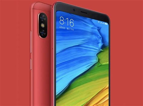 xiaomi redmi note  flame red color variant launched bgr india