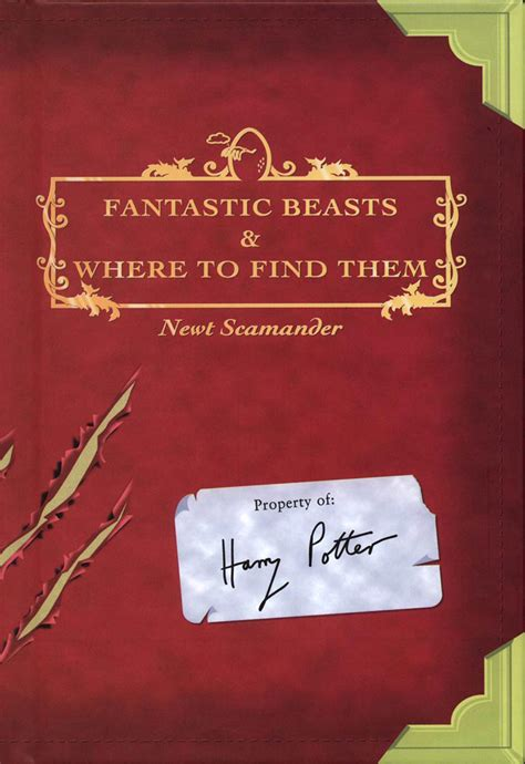 fantastic beasts and where to find them fantastic beasts and where to find them harry potter photo 26796486 fanpop