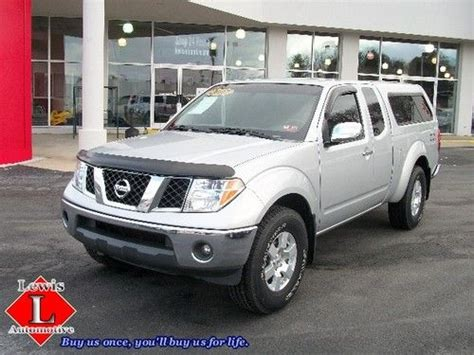 nissan nismo 2007 sell used 2007 nissan frontier nismo off road extended cab