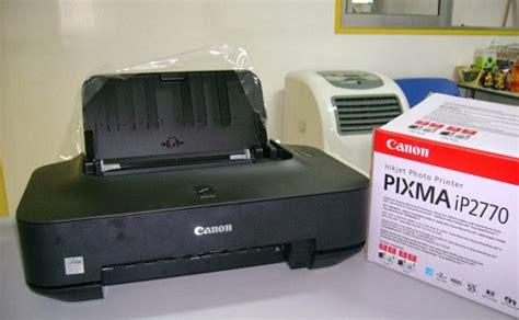 Berapa Tinta Printer Canon Ip2770 5 rekomendasi printer terbaik harga dibawah 1 juta terbaru