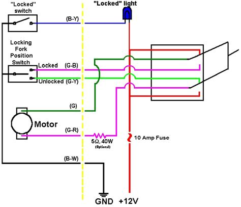 e locker wiring diagram locker parts wiring diagram