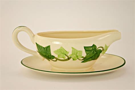 gravy boat made in usa franciscan ivy gravy boat made in california usa 1949 to