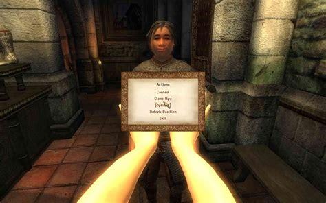 oblivion best mods npc at oblivion nexus mods and community