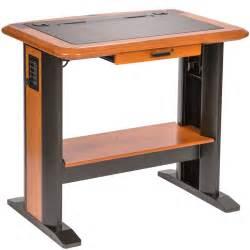 Stand Up Laptop Desk Stand Up Computer Desk Plans Image Mag