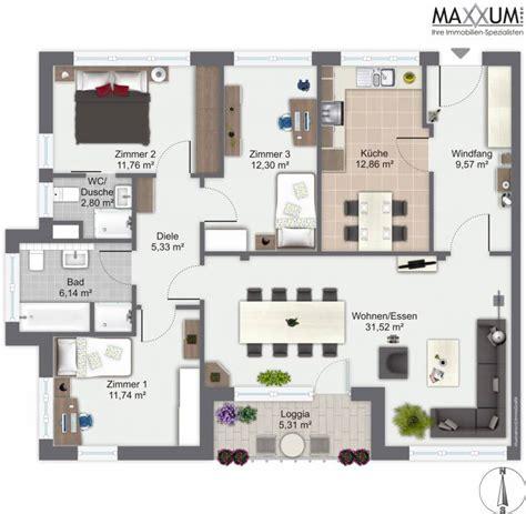 4 zimmer wohnung frankfurt provisionsfrei maxxum ihre immobilien spezialisten neubau in gilching