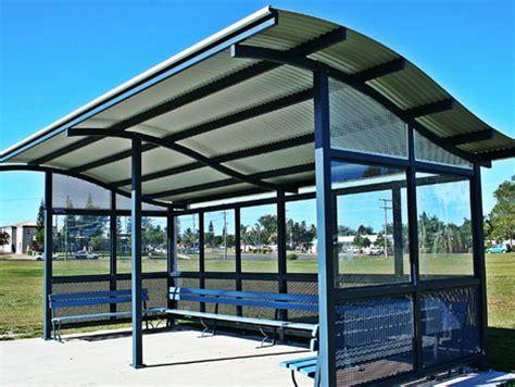 Landscape Forms Transit Shelter Custom And Prefab Shelters Product Ods