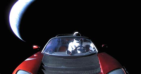 elon musk space why did elon musk send a tesla into space technology