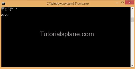 tutorial ionic windows ionic installation in windows ionic tutorial steps