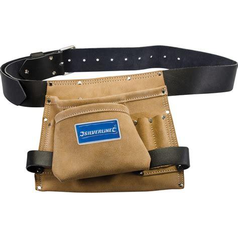leather tool belt toolstation
