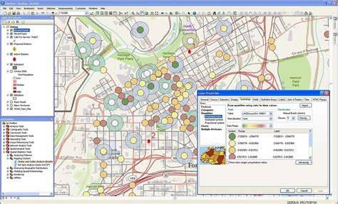 tutorial arcgis 10 versi indonesia arcgis wikipedia bahasa indonesia ensiklopedia bebas