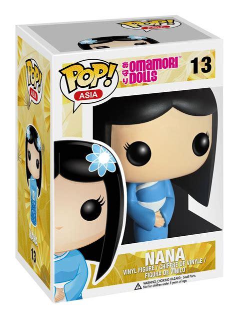 Funko Pop Original Koleksi Asli Hobi Mainan jual funko pop omamori dolls nana di lapak jr8 jr8