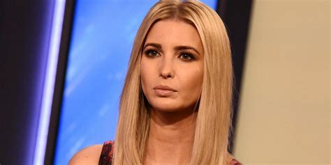 Ivanka Has by Stopped Buying Ivanka S Clothes And Now