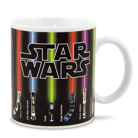 wars color changing lightsaber wars lightsaber heat changing mug