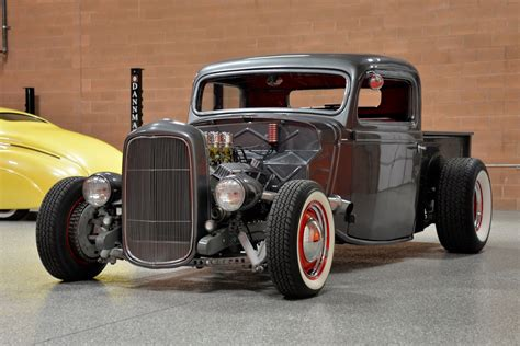 imagenes de pick up hot rod 1936 ford hot rod pickup red hills rods and choppers inc