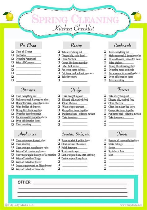 Weekly Meal Plan plus Pantry Clean Out Tips   Cleaning