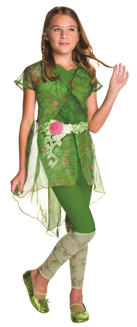 girls fancy dress halloween costumes the costume land kids poison ivy girls deluxe costume 37 99 the