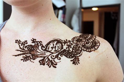 henna tattoo on chest mehndi tattoos designs ideas and meaning tattoos for you