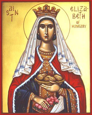 who was st who was st elizabeth st elizabeth of hungary catholic