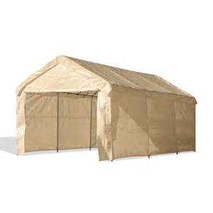 10 X 10 Enclosed Canopy by 10 X 20 Enclosed Canopy Tent