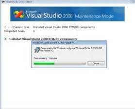 bagas31 visual studio cara uninstall microsoft visual studio 2008 dengan