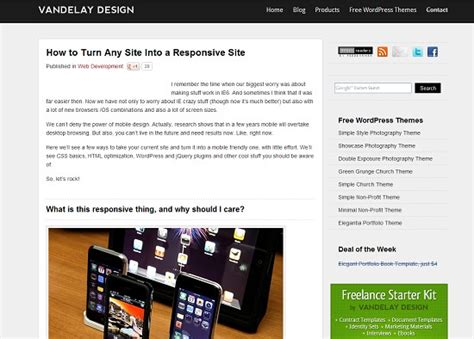 responsive website tutorial youtube 30 useful responsive web design tutorials hongkiat