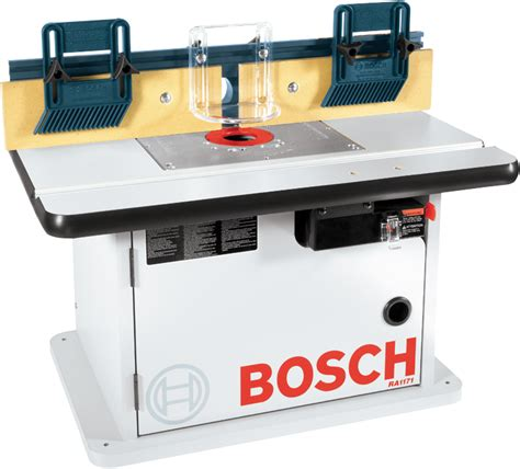 bench routers router tables bosch power tools