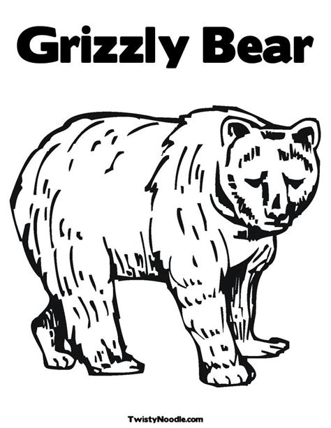 best photos of grizzly bear outline grizzly bear outline