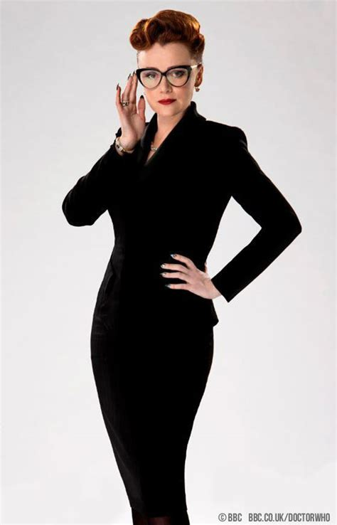 Detectives And Doctors 2014 closed doctor who big bad is keeley hawes l7 world