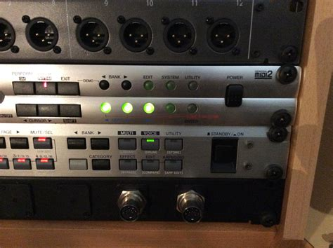 Motif Rack by Yamaha Motif Rack Image 1685618 Audiofanzine