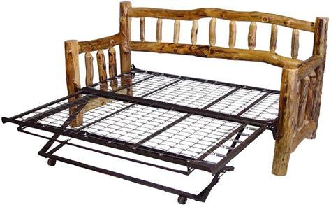 Log Cabin Bed Frame 17 Best Ideas About Log Bed On Log Bed Frame