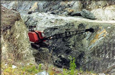 Soapstone Quarry Locations Quarrying Soapstone