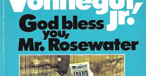 themes in god bless you mr rosewater phlets of destiny god bless you mr rosewater