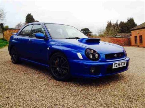 subaru wrx turbo location subaru 2001 impreza wrx sti turbo 12 months mot car for sale