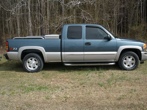 two tone color 2006 gmc ext cab fully loaded to find two tone