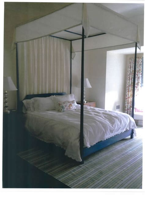 how to make a canopy bed without posts pencil post beds in solid cherry maple or mahogany