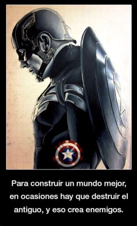 imagenes epicas de marvel frases del capitan america en los vengadores de comic