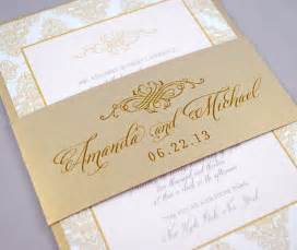 gold wedding invitations items similar to as seen on style me pretty blush wedding invitations blush gold chagne