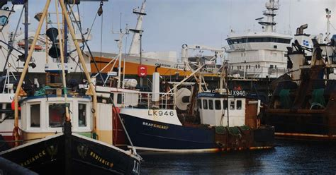 fishing boat load crossword fisheries minister leaving eu would strengthen scottish