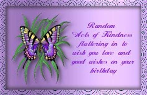Happy Birthday Wishes Butterfly My Birthday 2002