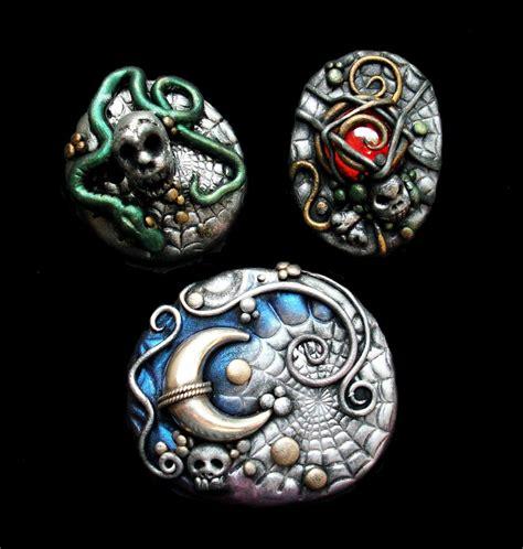 polymer clay for jewelry pin polymer clay jewelry de debbie jackson on