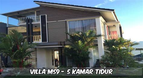 Villa Merak Di Batu Malang villa m59 fasilitas terbaik di kota batu daftar villa di