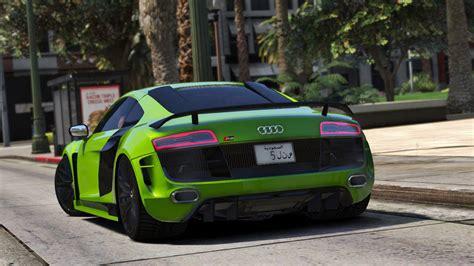 Gta 5 Audi R8 by 2013 Audi R8 V10 Ppi Razor Tuning Add On Gta5 Mods